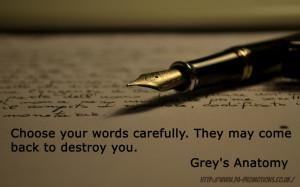 Greys Anatomy Quotes On Life Grey's anatomy