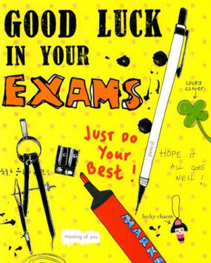 10 Tips for exams - Good Luck Matrics 2012