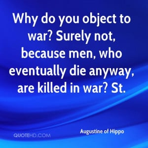 Augustine of Hippo Quotes
