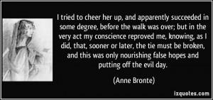 More Anne Bronte Quotes