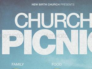 Free Church Picnic Flyer Templates Church-picnic-flyer-template-
