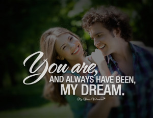 Sweet Love Quotes for Him from Her