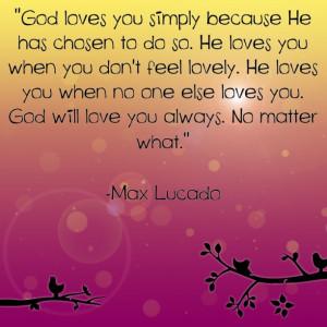 max lucado quotes on friendship quotesgram