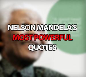 Rest In Peace Nelson Mandela