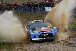 Elsewhere drivers midday quotes on final day in Portugal