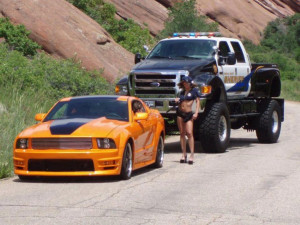 sheriff with big truck funny pictures quotes photos pics images