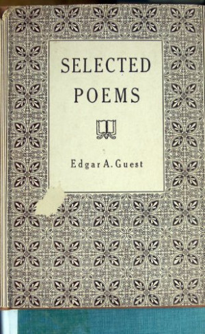 selected poems by edward a guest buy now