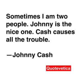 johnny cash famous quotes and images