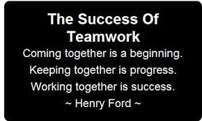 quotes about teamwork and communication