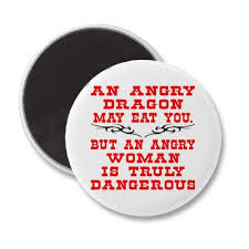 Angry Woman Quotes