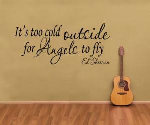 ed sheeran quotes - Bing Images | We Heart It