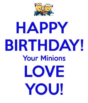 ... birthday events happy birthday minions wallpaper minion happy birthday
