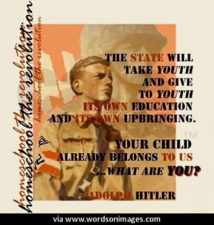 Famous Quotes by Hitler