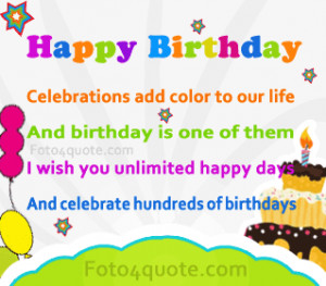 Free birthday ecards and photos - happy birthday quotes wishes and ...