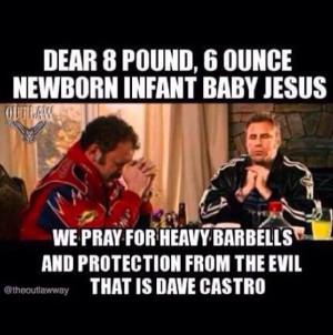 Baby Jesus Ricky Bobby Quotes