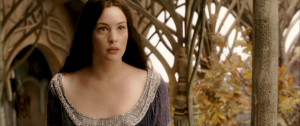 Arwen Lord Of The Rings Quotes