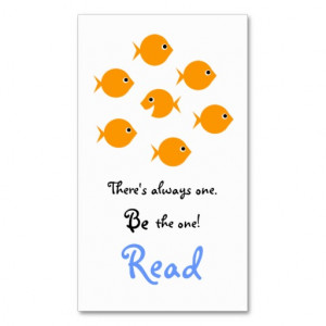 Cute Inspirational Elementary School Bookmark Double-Sided Standard ...