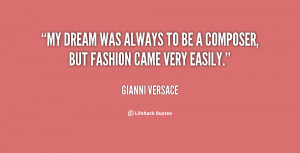 Gianni Versace Quotes