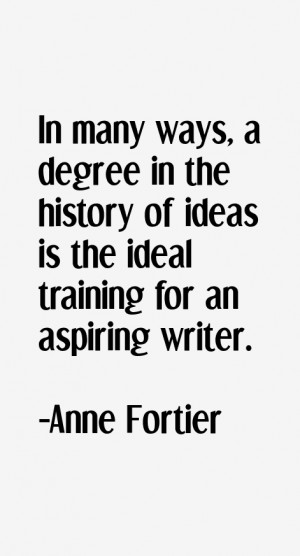 Anne Fortier Quotes & Sayings