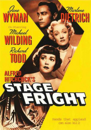 ... Connect » Movie Collector Connect » Movie Database » Stage Fright