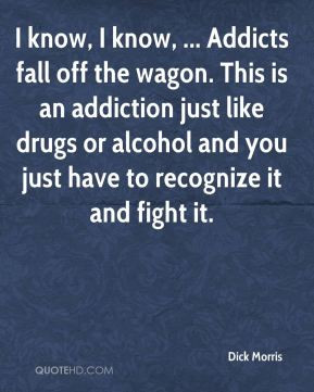 Falling Off the Wagon Quotes