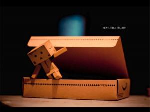 danbo robot quotes quotesgram. Black Bedroom Furniture Sets. Home Design Ideas