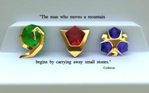 ... quotes description mountains quotes stones the legend of zelda