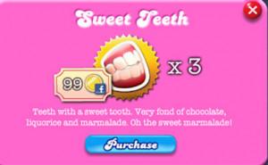 Candy Crush Saga Guide: Sweet Teeth Boosters