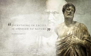 Hippocrates Quotes Hippocrates