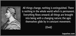 More Ovid Quotes