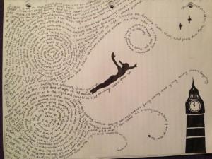 Peter Pan quotes.