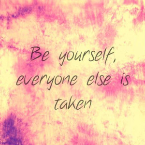 the woman quote motivational quote girly quote be yourself