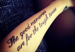 tattoo on arm best quotes tattoo for men and women october 1 2014 best ...