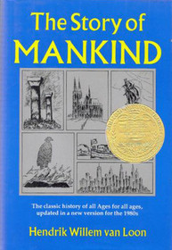 ... image of quot The Story of Mankind quot by Hendrik Willem Van Loon