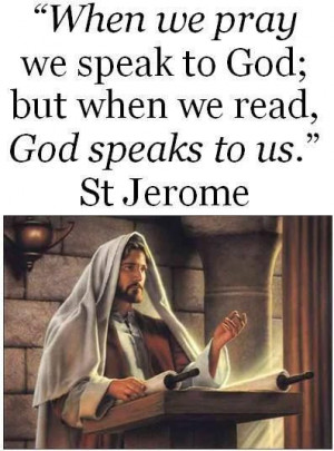 Quotes by St Jerome