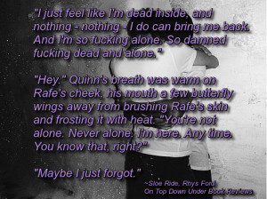 Sloe Ride (Sinners #4), Rhys Ford | On Top Down Under Book Reviews