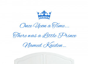 Once-Upon-a-Time-Prince-Kaiden-Wall-Sticker-Decal-Bed-Room-Nursery-Art ...