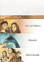 Nim's Island/Eragon/City of Ember