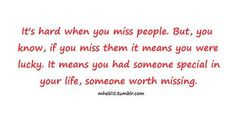Missing Someone In Heaven Quotes | ... It means you had someone ...