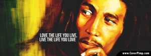 Bob Marley Quote Timeline Cover