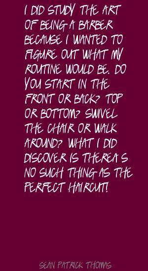 Barber Shop Quotes Quotesgram