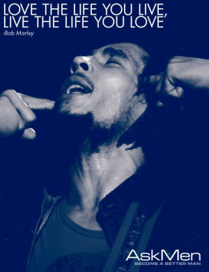 Top Ten Bob Marley Quotes Live