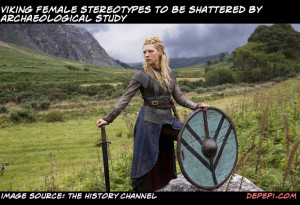 female viking warrior women