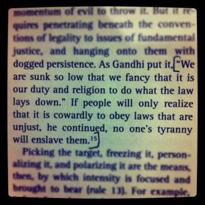 Gandhi #nonviolence #tyranny #obey the law #unjust laws #religion # ...