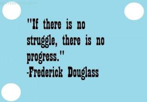 Threre Is No Progress