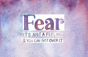 fear, quotes, text, typography