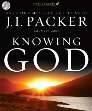 Bestseller Books Online Knowing God J. I. Packer