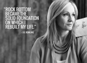 JK ROWLING INSPIRATIONAL QUOTES
