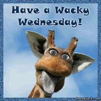While I was surfing looking for interesting Wacky Wednesday ideas I ...