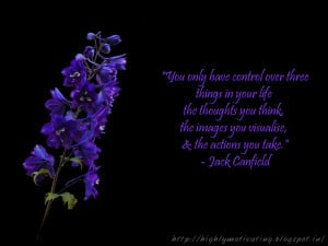 Jack Canfield Quote Wallpaper